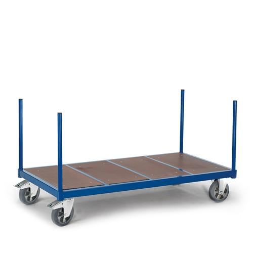 Rungenwagen mit Holzboden