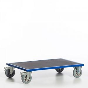 schwerer Plattformwagen