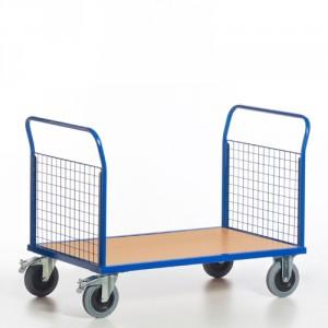 Gitter-Doppelstirnwandwagen