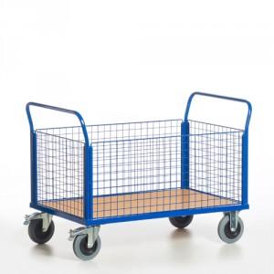 Gitter-Vierwandwagen