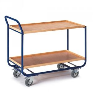 Tischwagen 20 mm Randhöhe (2 Etagen)