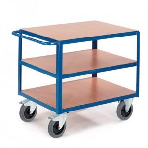 Tischwagen 3 Ladefläche