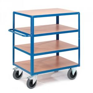 Tischwagen 4 Ladefläche