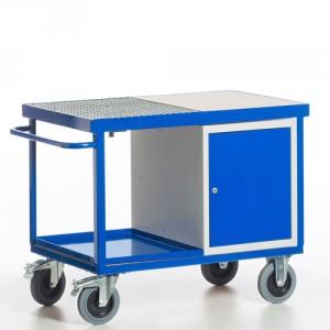 Umwelt-Werkstattwagen mit Stahlschrank