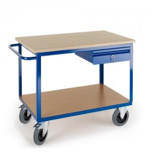 Werkstattwagen mit Schublade