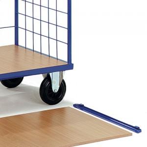 Etagenboden mit Halterung für Hoher Etagenwagen (ohne Böden)