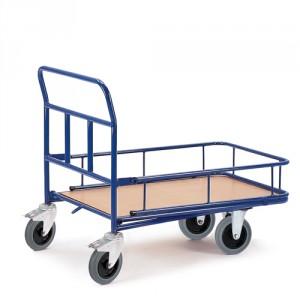 C und C Wagen (Geländer)