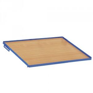 zusätzlicher Boden für Eurokastenwagen Holzladefläche