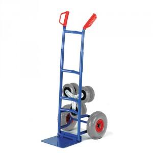 Klapp-Treppenkarre Wechselräder