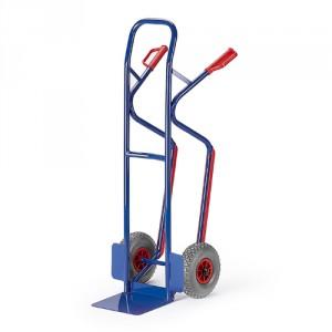 Stapelkarre mit Treppenrutschkufen