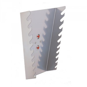 Ringschlüsselhalter senkrecht für 10 Schlüssel
