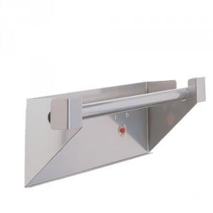 Abrollhalter Kern-Ø min. 22 mm, max. Rollenbreite 295 mm