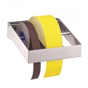Schleifpapier-Abrollhalter