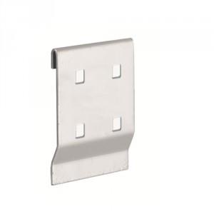 Adapter für Lochplattenwerkzeughalter an der Schlitzplatte