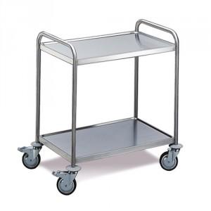 Tischwagen 2 Etagen - Standard Ausführung